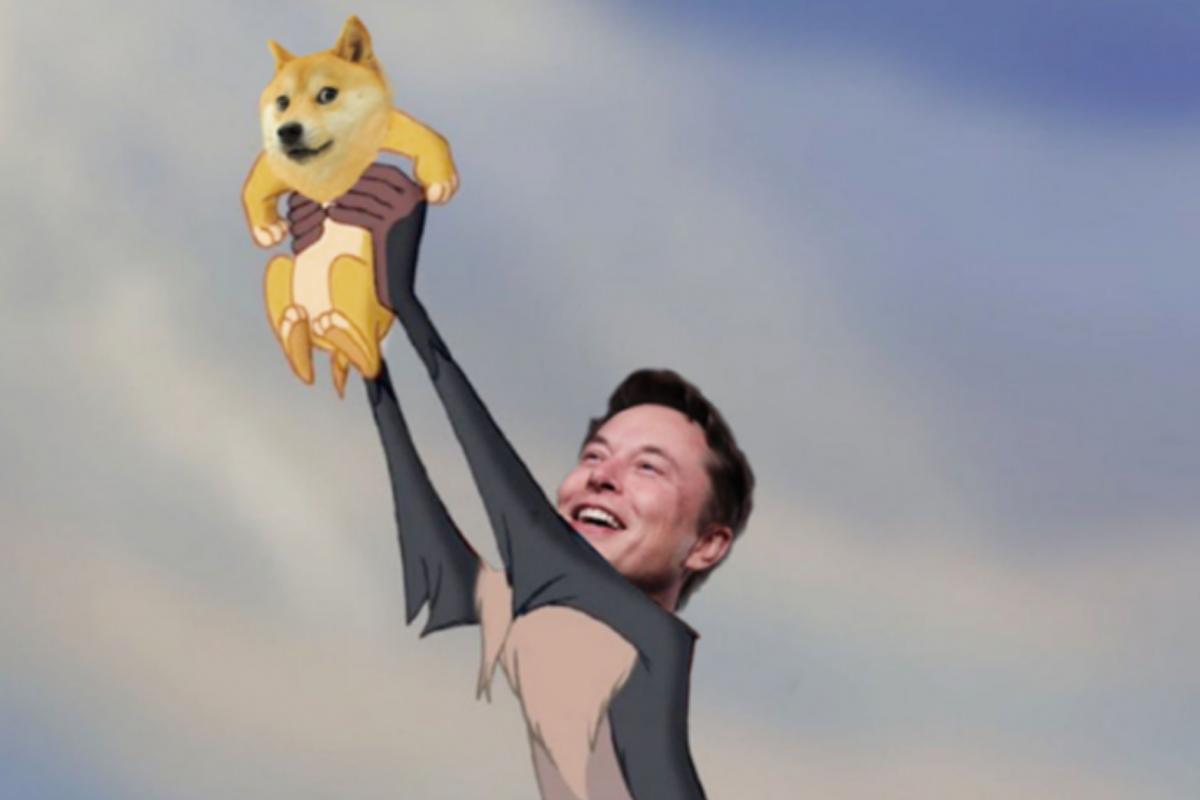 Elon Musk, le PDG de Tesla et SpaceX a tweeté et le cryptocurrencitation de cy Dogecoin (DOGE) a de nouveau augmenté. Cette fois, la croissance était de 75%.