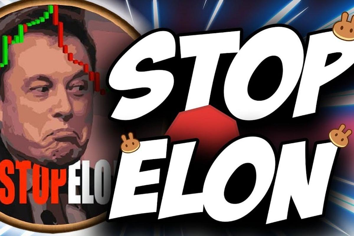 Kriptovalutrenvlagatelji ustanovijo StopElon, da bi omejili vpliv Elona Muska na ceno kripto trga.