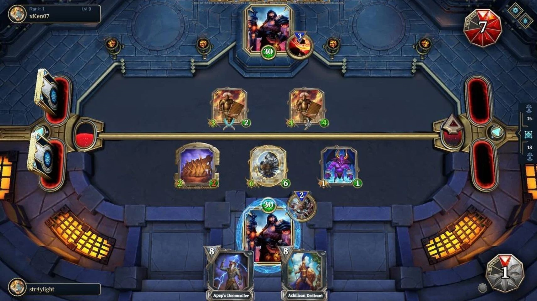 Gods Unchained, A Crypto-Tinged NFT Card Game