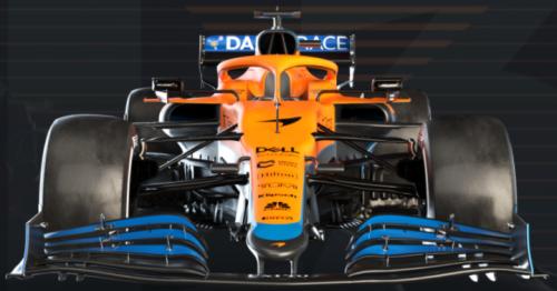 McLaren Racing F1 Team Introduces NFTs Platform On Tezos