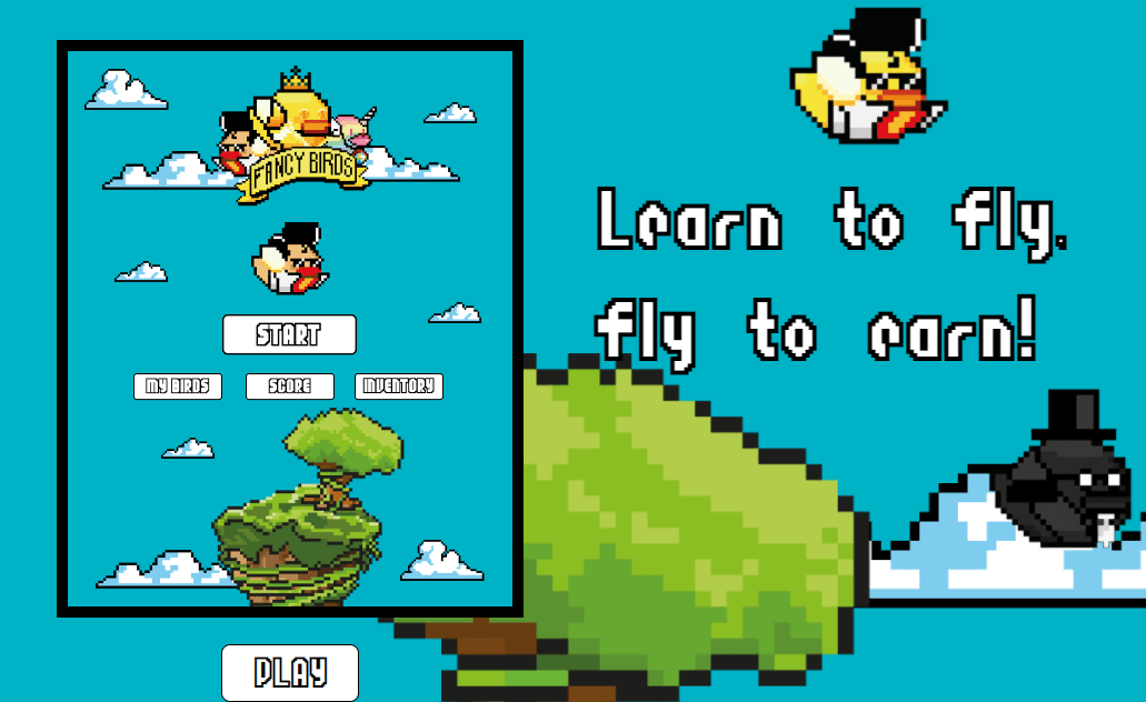 Fancy Birds Play-To-Earn Game Aims To Emulate Flappy Bird's Success