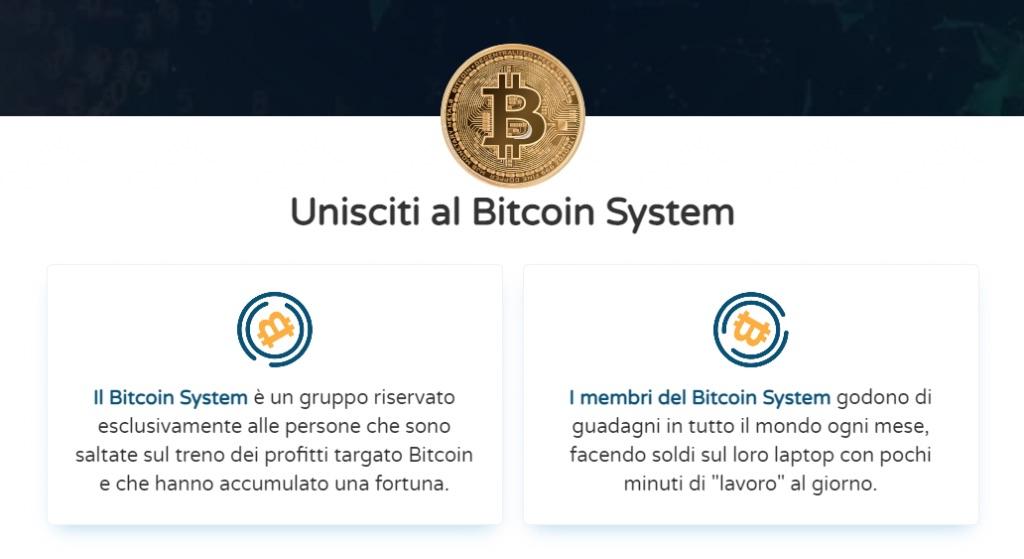 bitcoin system