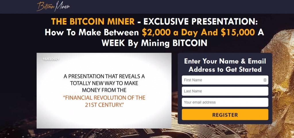 platformă de profit minier bitcoin